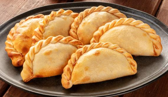 Receta Empanadas de Mariscos