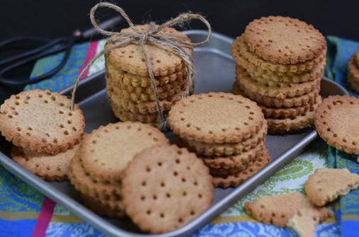 Cocinar receta galletas de miel