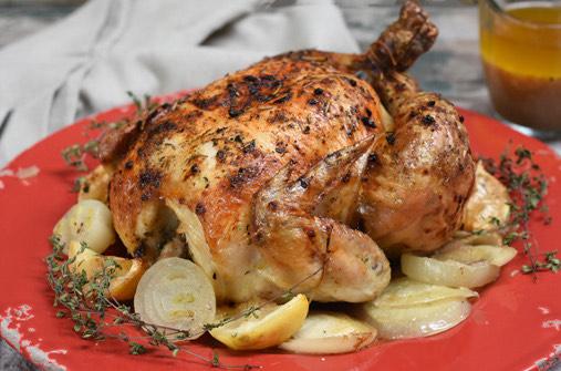 ¿Cómo hacer pollo al limón?