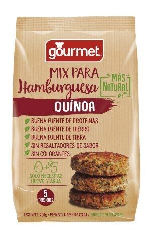 Mix para Hamburguesa de Quínoa