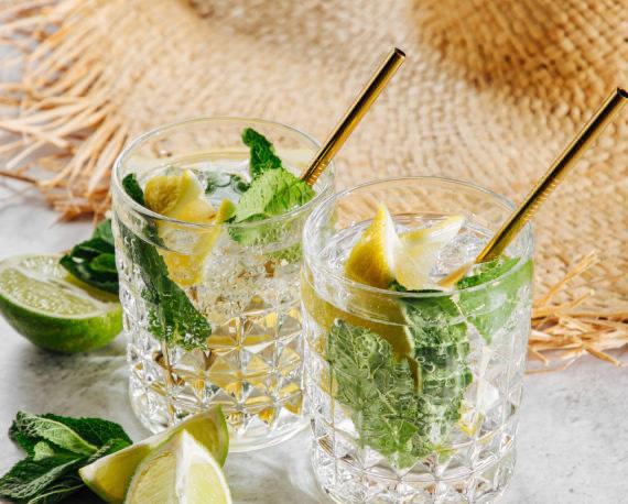 Mojito con vodka receta