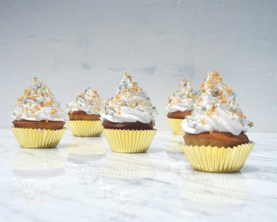 ¿Cómo hacer cupcakes rellenos?