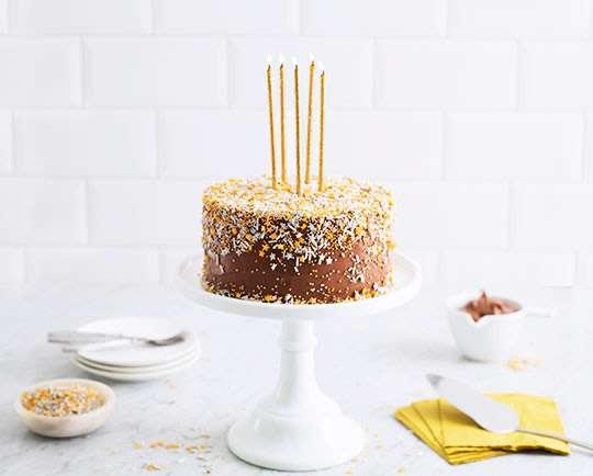 ¿Cómo hacer Torta de Trufa?