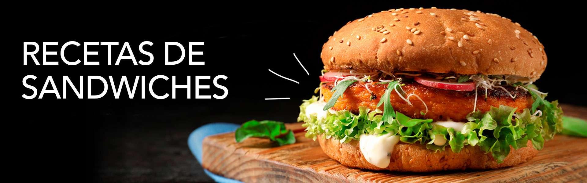 Sandwiches Recetas