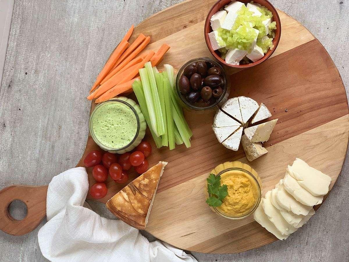 ¿Cómo armar una tabla de aperitivo?