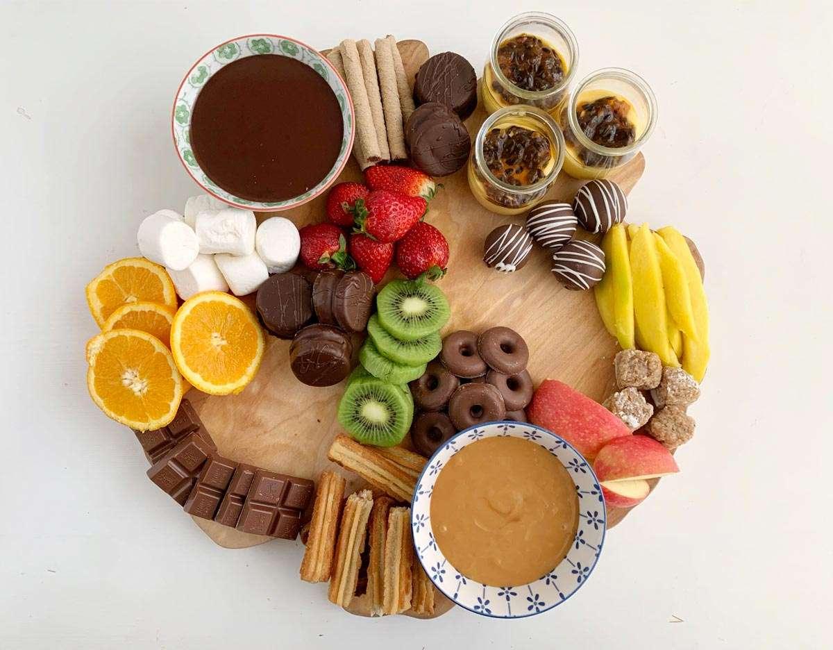 Galletas de Chocolates