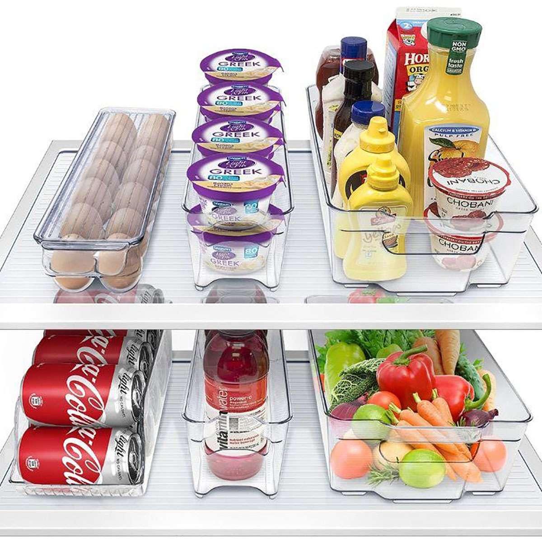 Contenedores para refrigerador