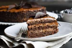 Receta torta de chocolate