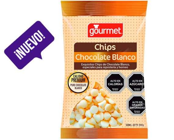 Chips de Chocolate Blanco