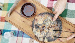 Ingredientes tortilla de rescoldo